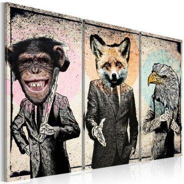 Tableau Affaires simiennes  | cosy-home-design.fr