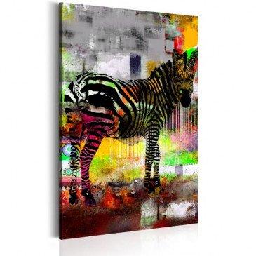 Tableau Colourful Preserve  | cosy-home-design.fr