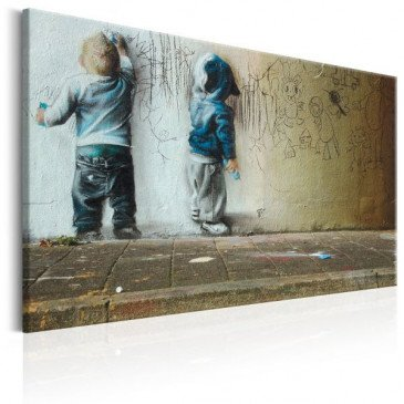 Tableau Young Artists  | cosy-home-design.fr