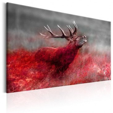 Tableau Bloody Field  | cosy-home-design.fr