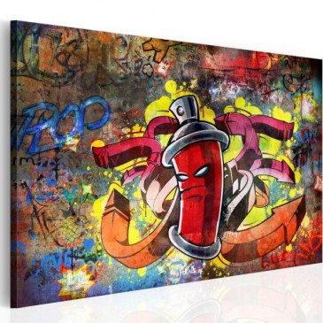 Tableau Graffiti master    cosy-home-design.fr