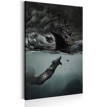 Tableau Secrets de l'océan  | cosy-home-design.fr