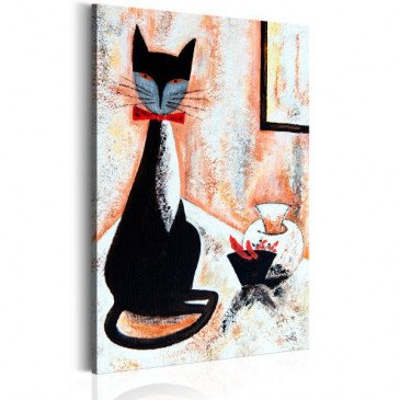 Tableau The True Gentleman  | cosy-home-design.fr
