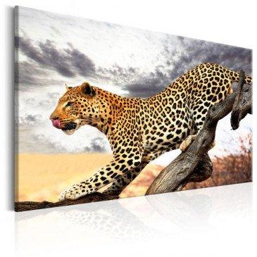 Tableau Predatory Stare  | cosy-home-design.fr