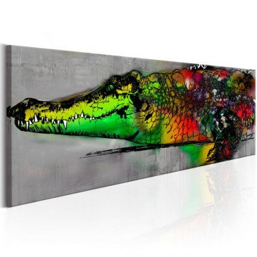 Tableau Colourful Beast  | cosy-home-design.fr