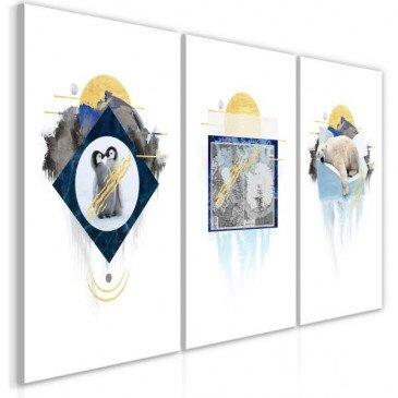 Tableau Antarctica Collection  | cosy-home-design.fr