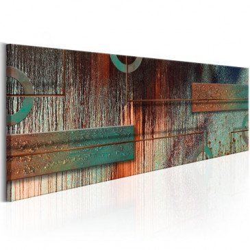 Tableau Abstract Artistry  | cosy-home-design.fr