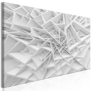 Tableau Complicated Geometry (1 Part) Narrow  | cosy-home-design.fr