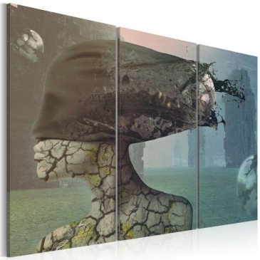 Tableau Brainstorm - triptych  | cosy-home-design.fr