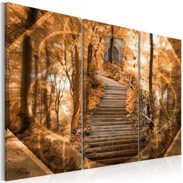Tableau Escalier vers le ciel  | cosy-home-design.fr