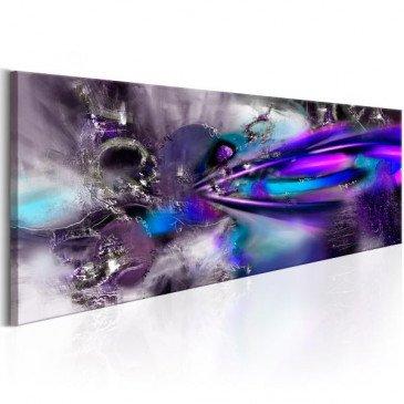 Tableau Comète violette  | cosy-home-design.fr
