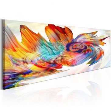 Tableau Colourful Cyclone  | cosy-home-design.fr