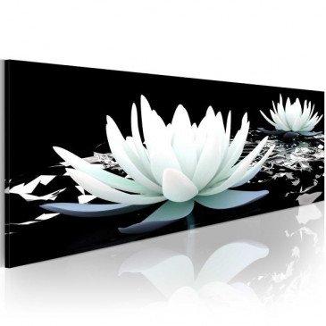 Tableau Alabaster lilies  | cosy-home-design.fr