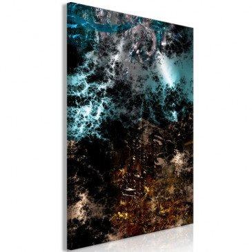 Tableau Andromeda (1 Part) Vertical  | cosy-home-design.fr