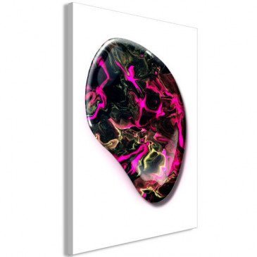 Tableau Drop of Magic (1 Part) Vertical  | cosy-home-design.fr