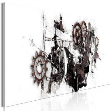 Tableau Complicated Machine (1 Part) Narrow  | cosy-home-design.fr