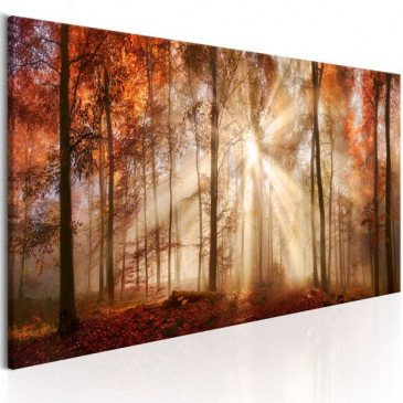 Tableau Autumnal Dawn  | cosy-home-design.fr