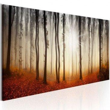 Tableau Autumnal Fog  | cosy-home-design.fr