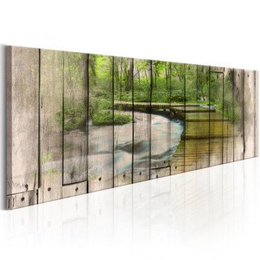 Tableau  The River of Memories  | cosy-home-design.fr