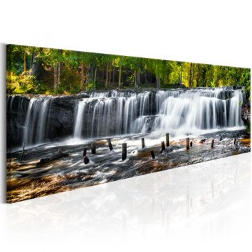 Tableau Fairytale Waterfall  | cosy-home-design.fr