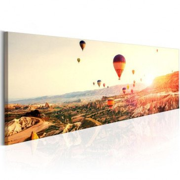 Tableau Balloon Rides  | cosy-home-design.fr