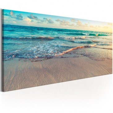Tableau Beach in Punta Cana (1 Part) Narrow  | cosy-home-design.fr