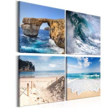 Tableau  The Beauty of the Ocean  | cosy-home-design.fr