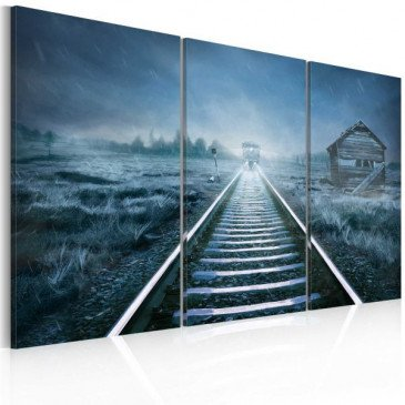Tableau A journey in the fog  | cosy-home-design.fr