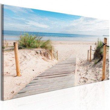 Tableau Charming Beach  | cosy-home-design.fr