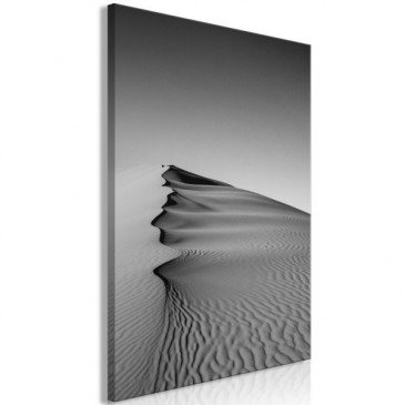 Tableau Desert (1 Part) Vertical  | cosy-home-design.fr