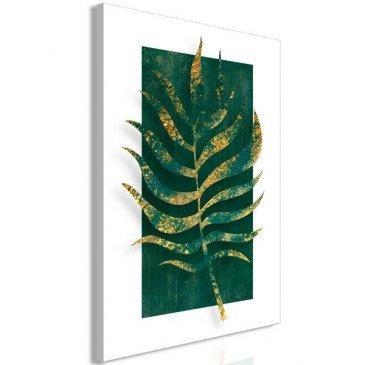 Tableau Exclusive Nature (1 Part) Vertical  | cosy-home-design.fr