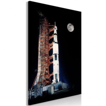 Tableau Destination (1 Part) Vertical  | cosy-home-design.fr