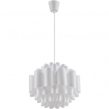 Suspension Blanc Jessika  | cosy-home-design.fr