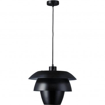 Suspension Noir Fonteyn  | cosy-home-design.fr