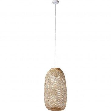 Suspension Bambou Naturel Kota  | cosy-home-design.fr