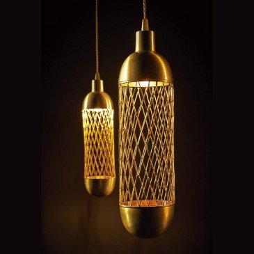 Suspension laiton Granule | www.cosy-home-design.fr