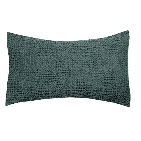 Housse de Coussin Stonewashed Tana Prusse 65   www.cosy-home-design.fr