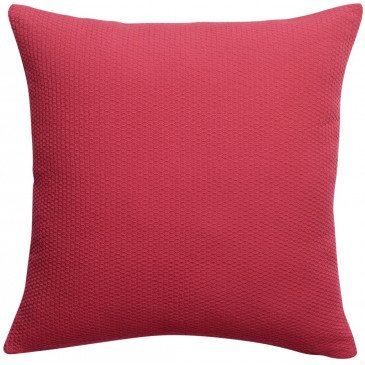 Housse De Coussin Stonewashed Musa Fuchsia 45 | www.cosy-home-design.fr