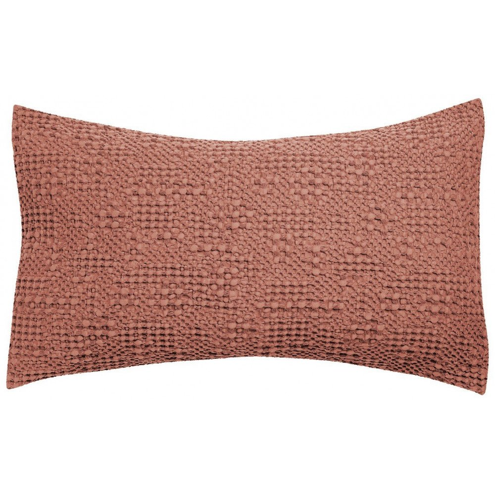 Housse de Coussin Stonewashed Tana Blush 65 | www.cosy-home-design.fr