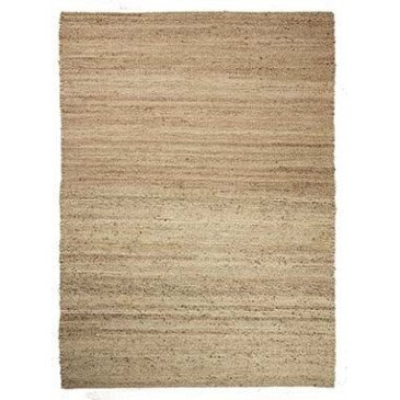 Tapis Uni Jarod Naturel 200 | www.cosy-home-design.fr