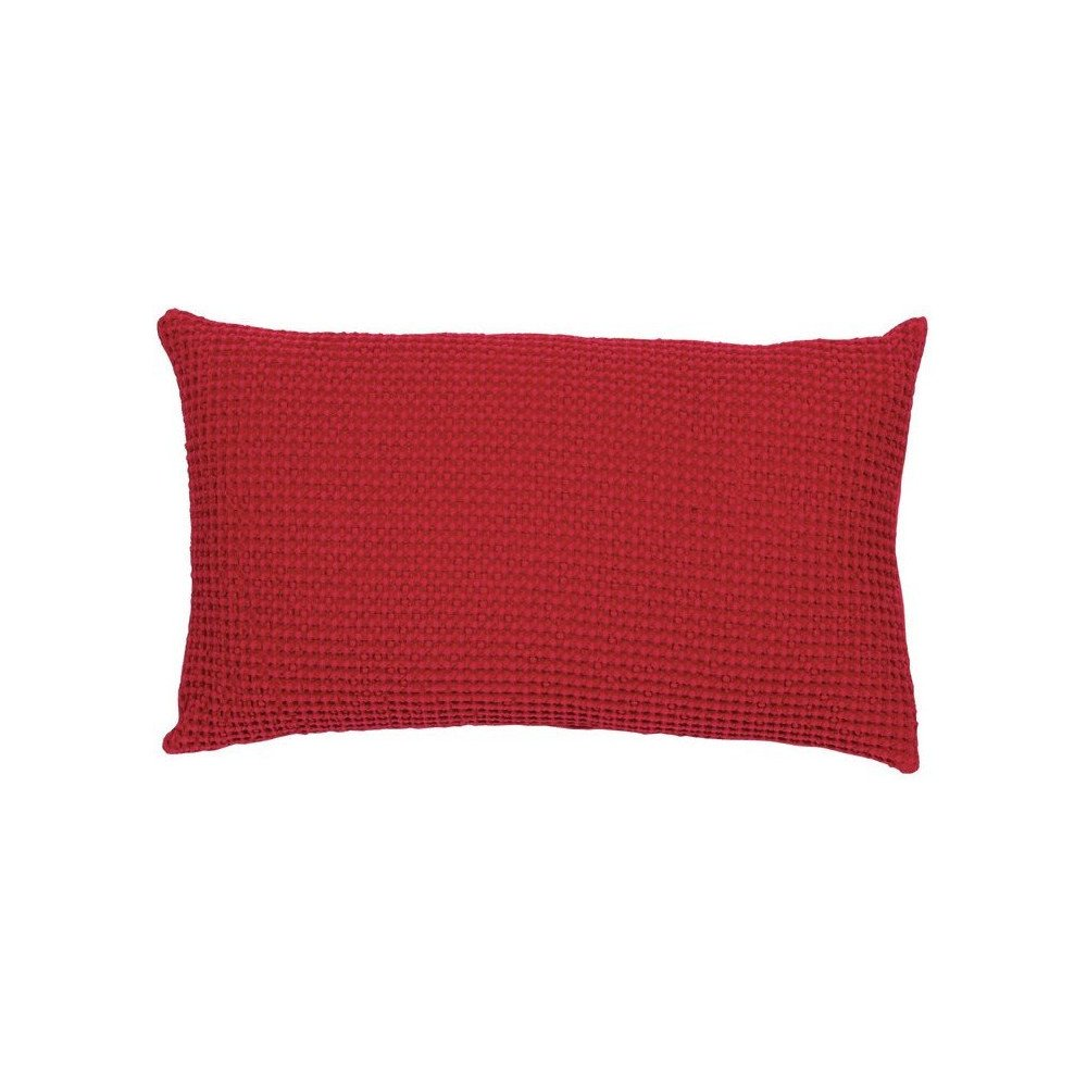 Housse de Coussin Stonewashed Maia Tango 50 | www.cosy-home-design.fr