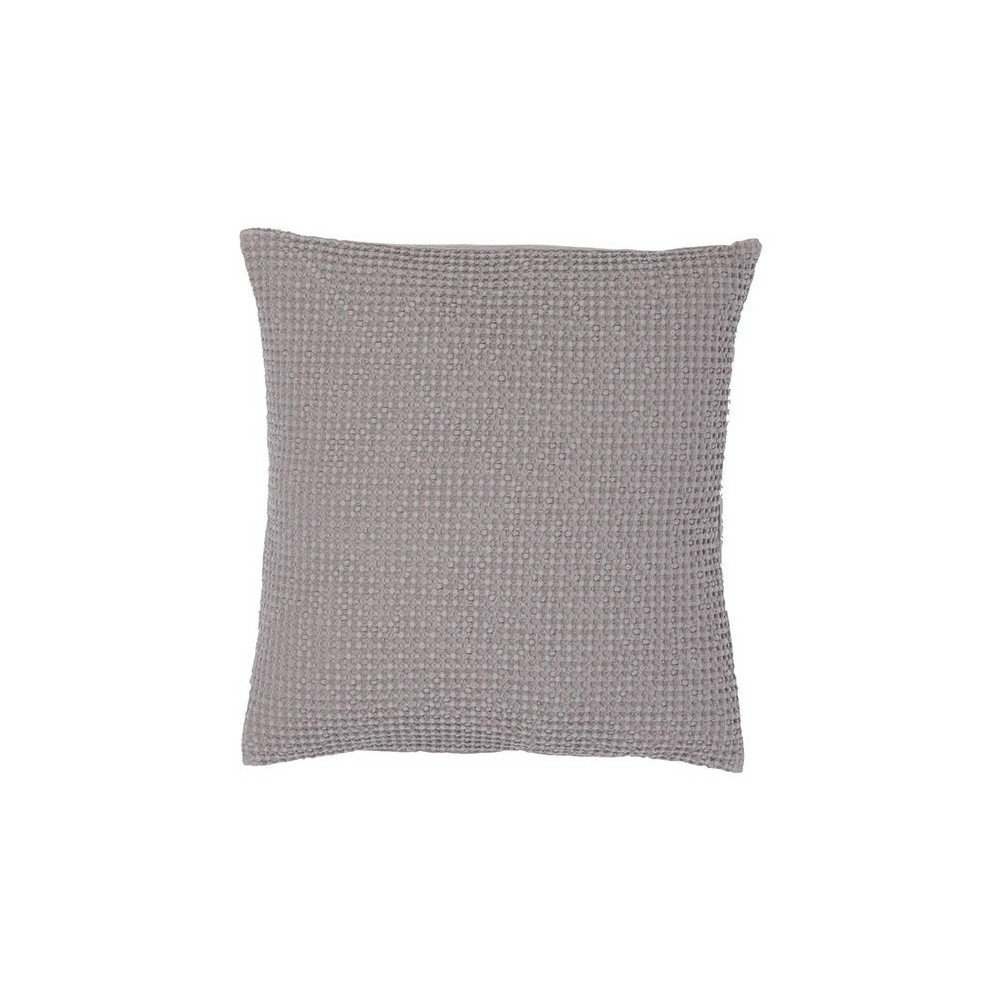 Housse de Coussin Stonewashed Maia Orage 45 | www.cosy-home-design.fr