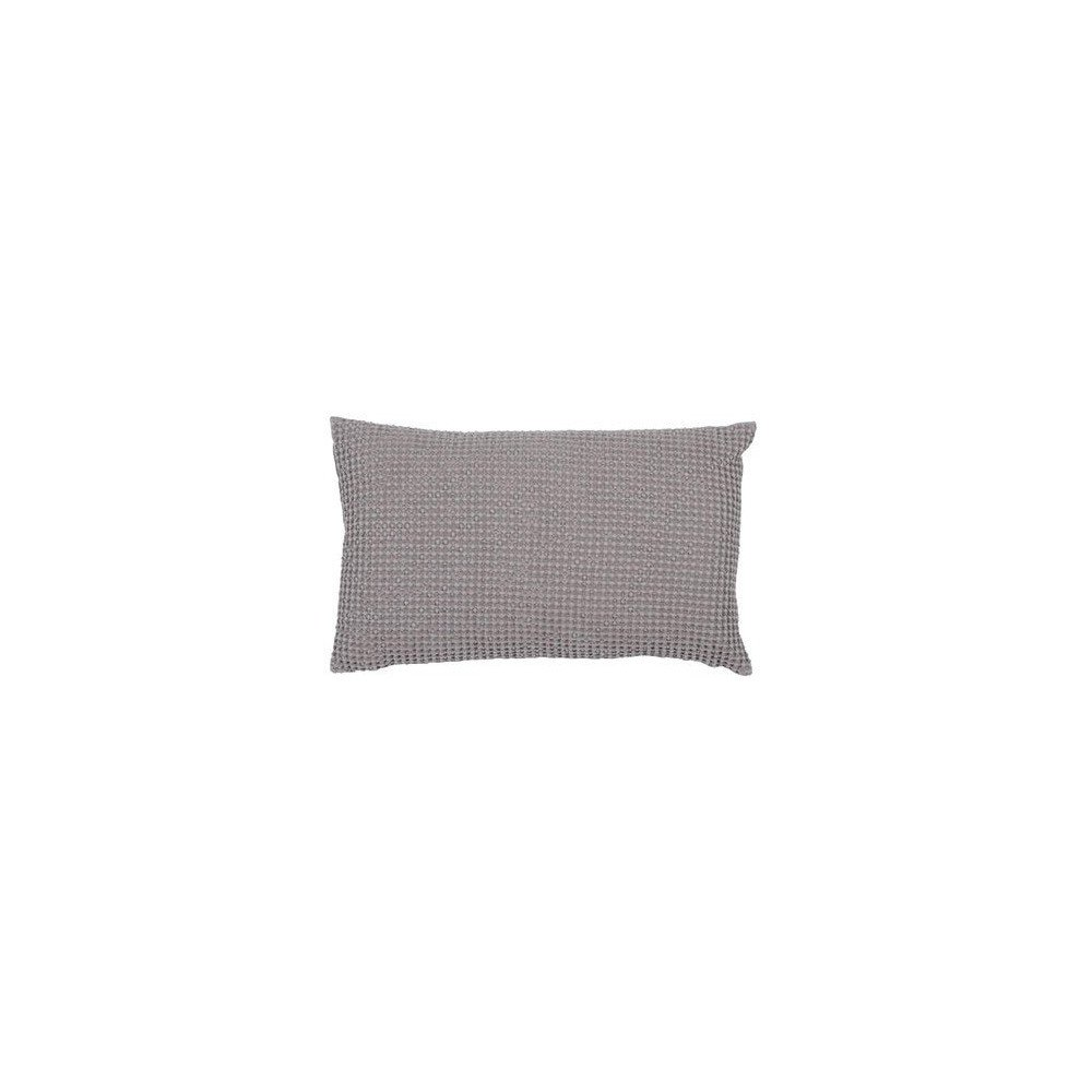 Housse de Coussin Stonewashed Maia Orage 50 | www.cosy-home-design.fr