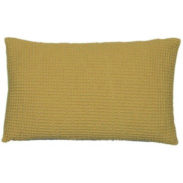 Housse de Coussin Stonewashed Maia Badiane 50 | www.cosy-home-design.fr