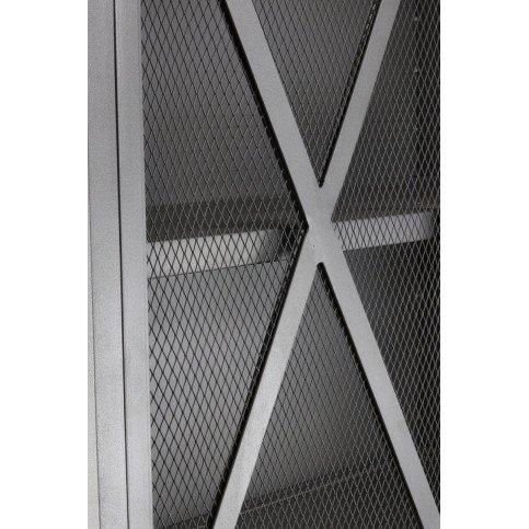 Armoire Inustrielle Métal Lenox | www.cosy-home-design.fr