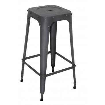 Tabouret de bar Industriel | www.cosy-home-design.fr