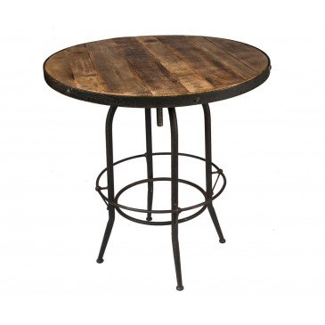 Table haute de bar | www.cosy-home-design.fr