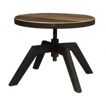 Table basse ronde Juliette  | www.cosy-home-design.fr