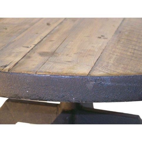 Grande table basse ronde Hygie  | www.cosy-home-design.fr