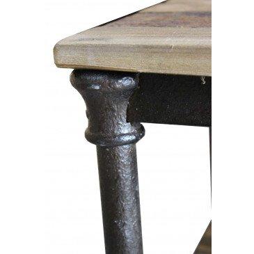 Console industrielle Colin  | www.cosy-home-design.fr